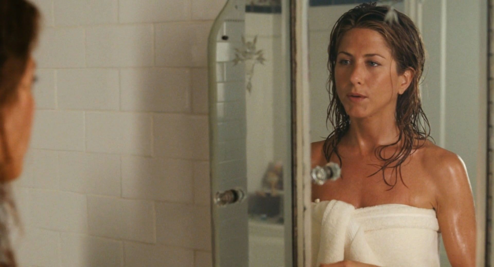 The Jennifer aniston naked in the breakup VIDOUS