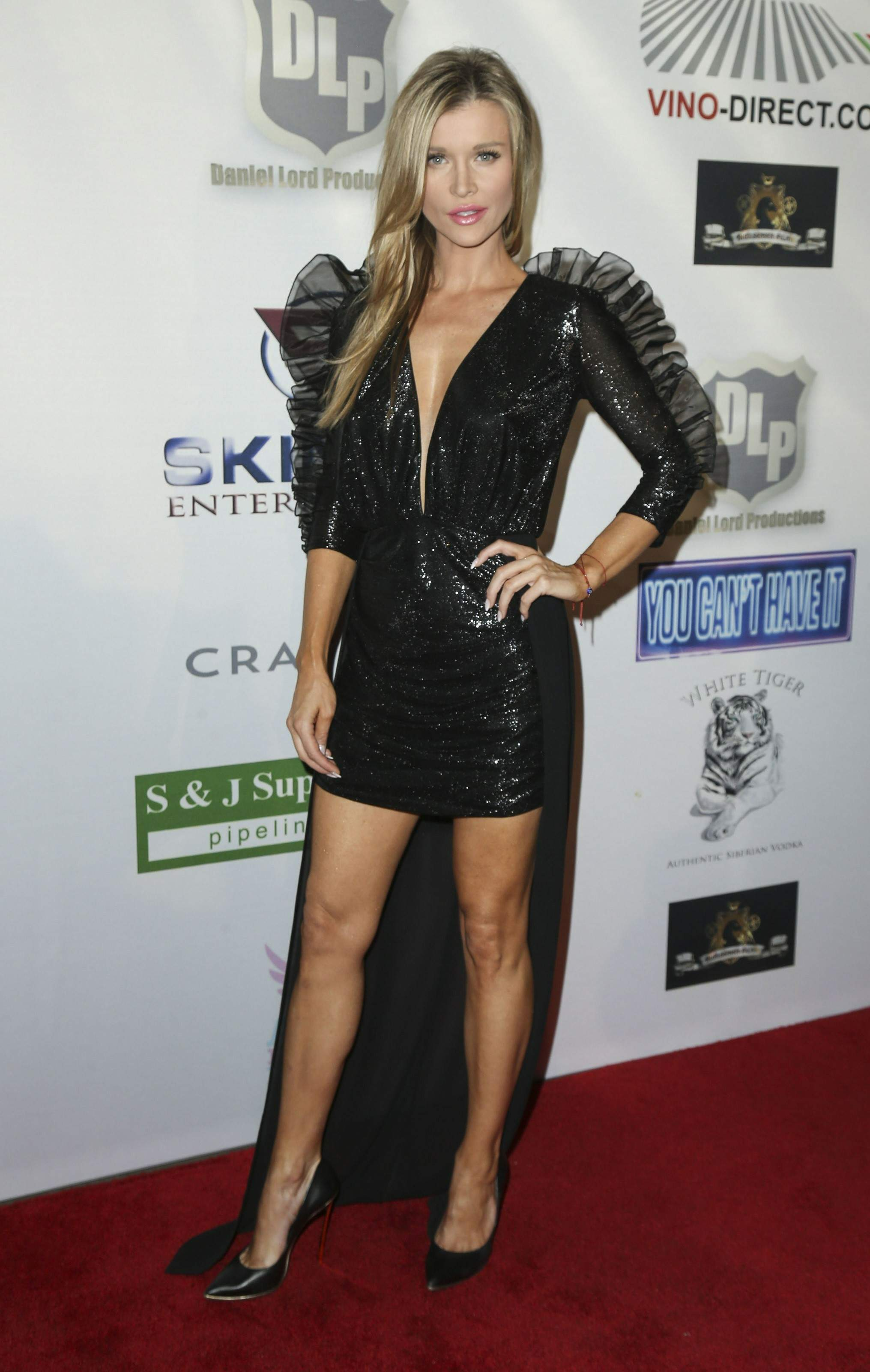 Joanna Krupa Red Carpet Cleavage Thefappening