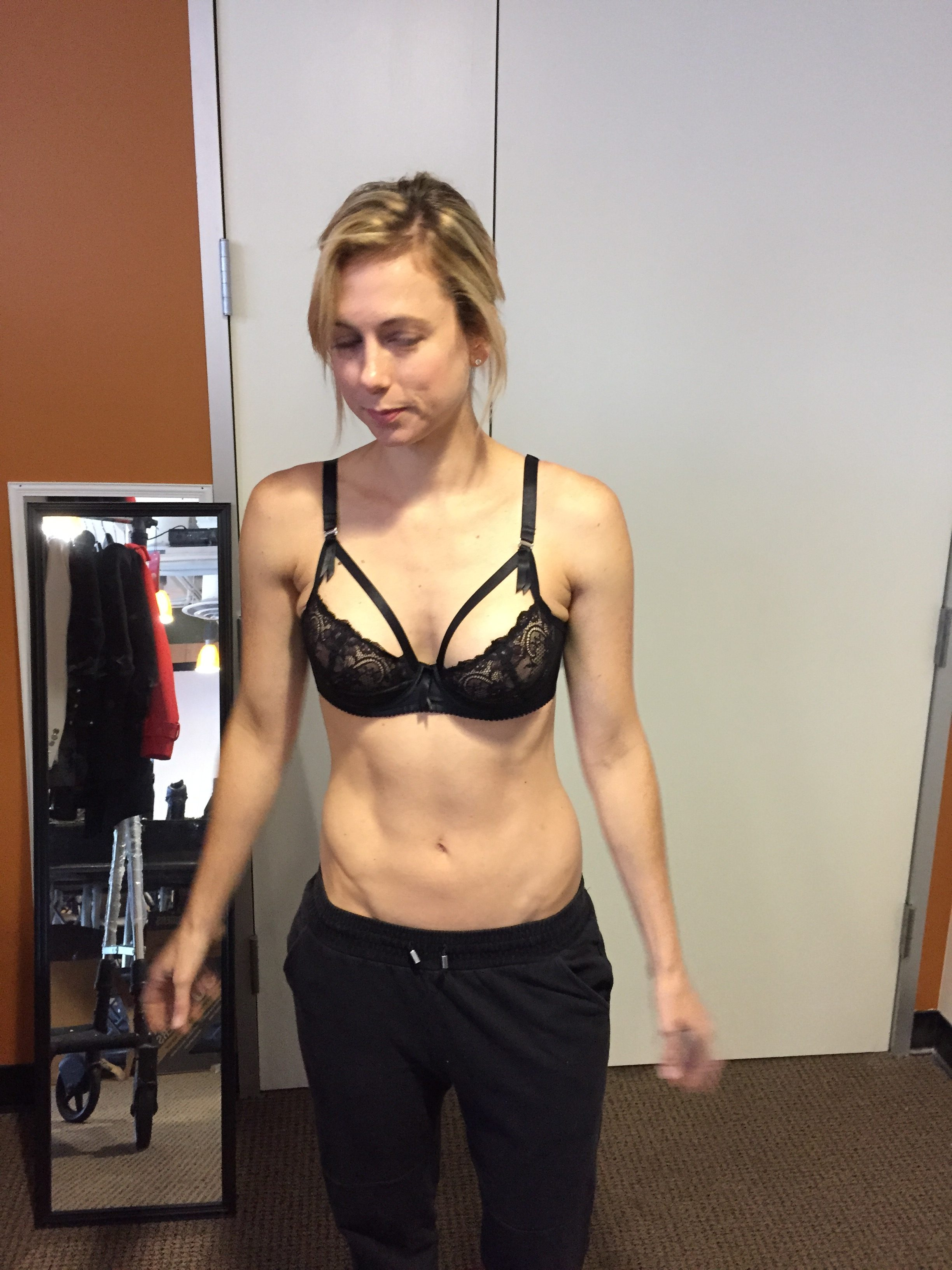 Shlesinger bikini photos iliza