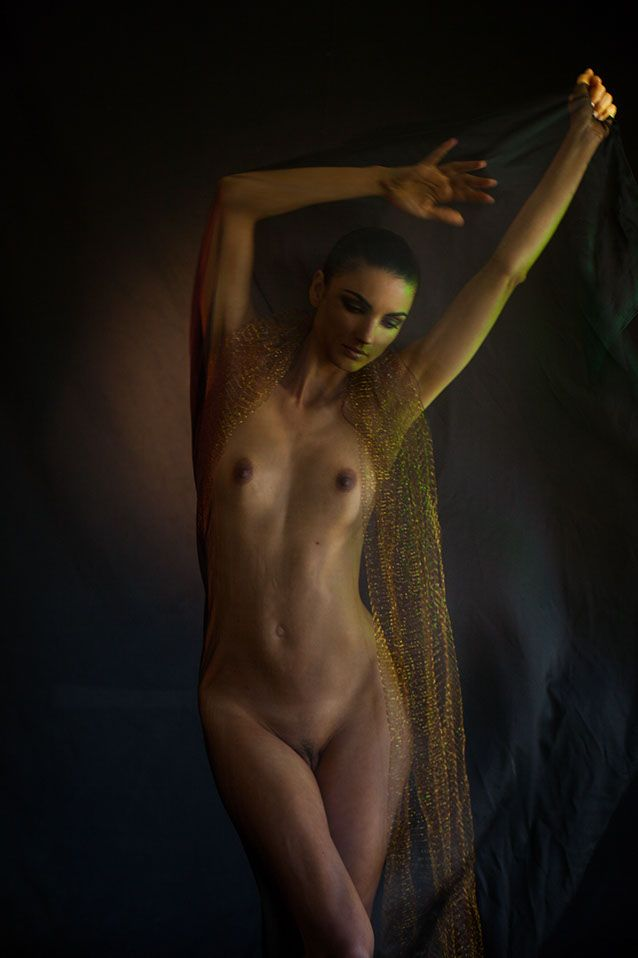 Old granny nude pic