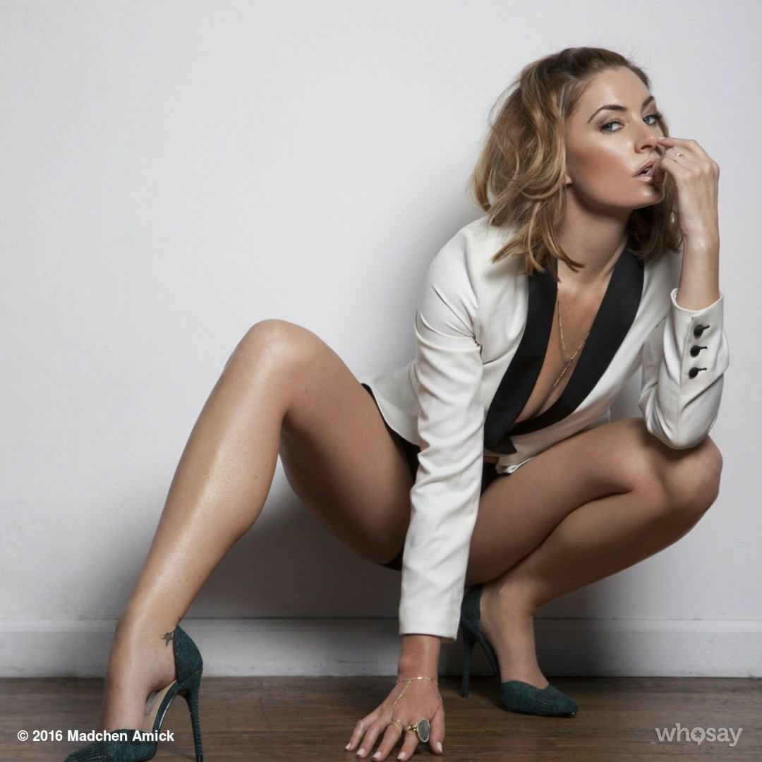 naked Madchen amick