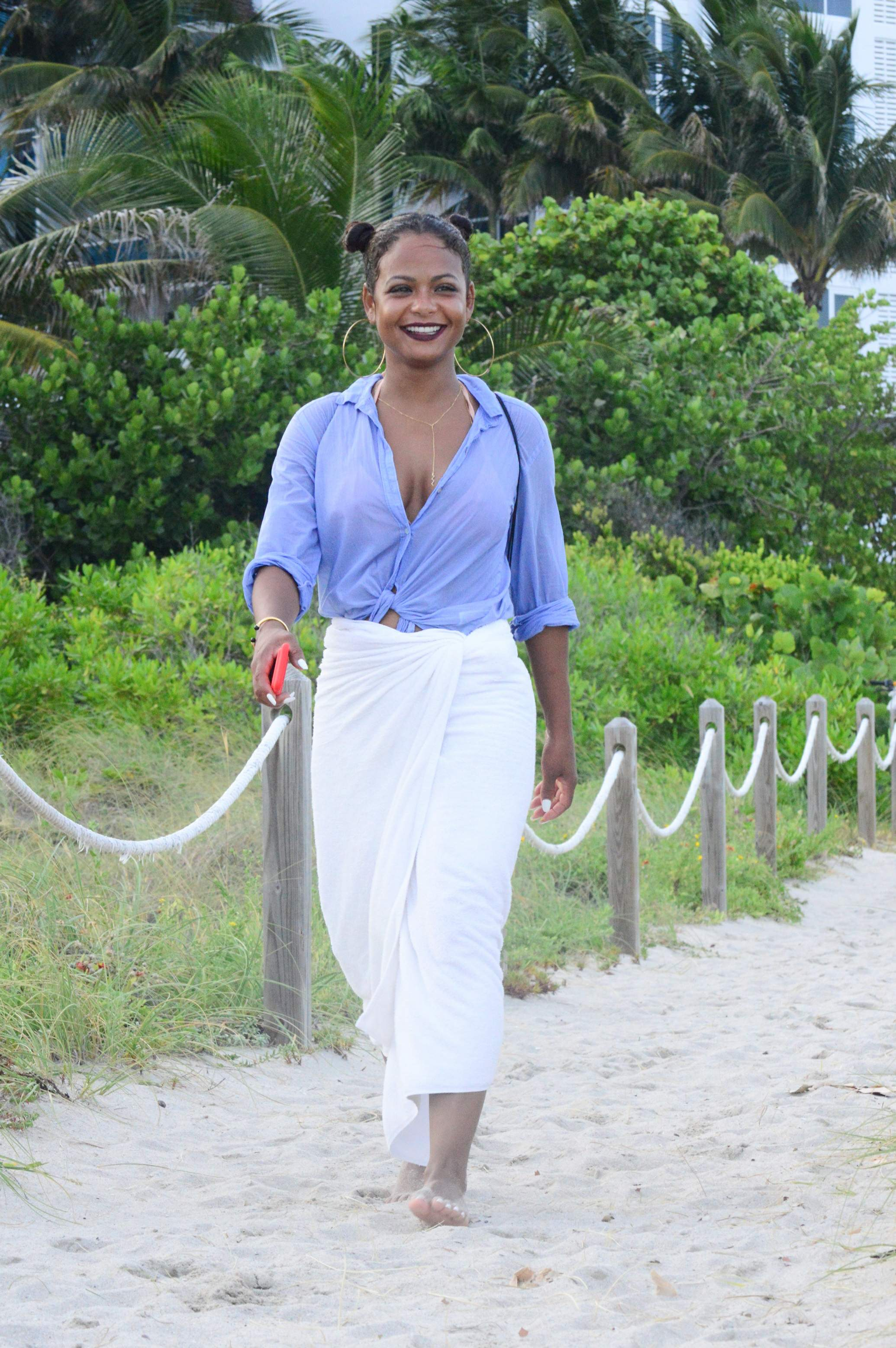 Christina Milian Sexy – #TheFappening