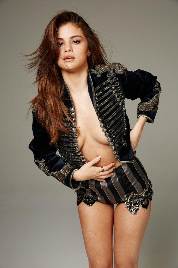 Selena meghan gomez nude trainor