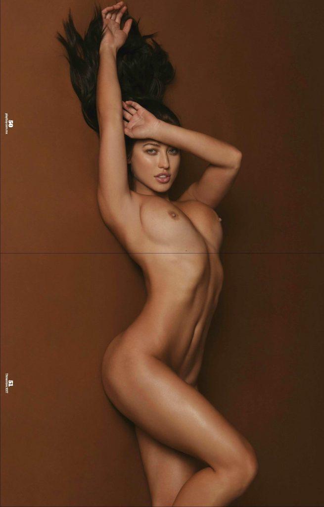 Curvy granny naked