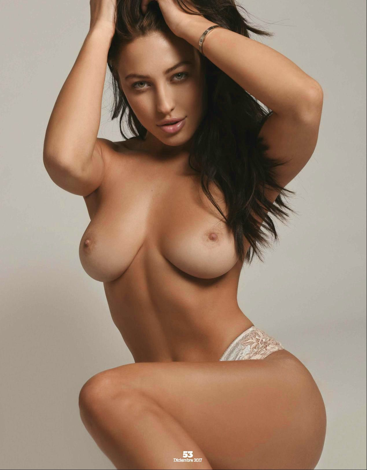 Topless Topless Stefanie Knight naked photo 2017