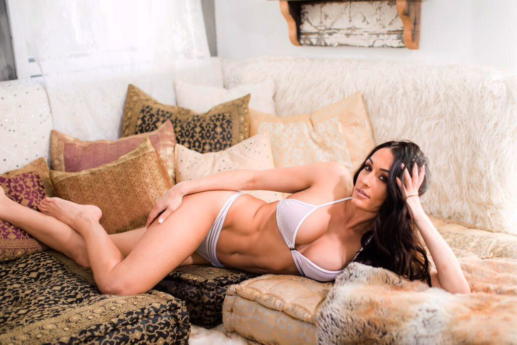 Excellent, xxx nikki bella