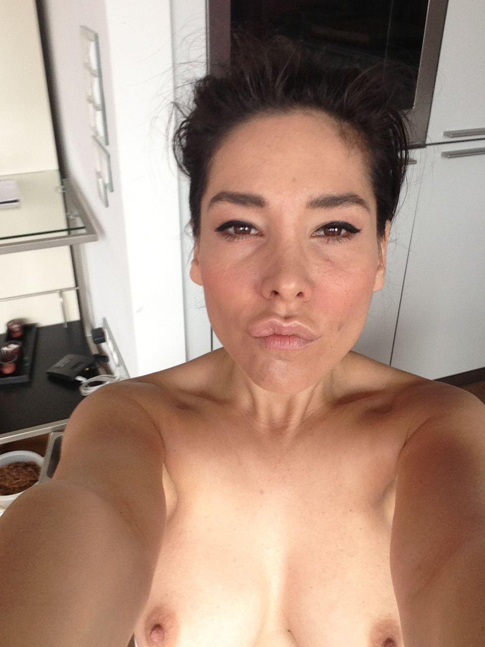 Instagram XXX Sandra Ahrabian naked photo 2017