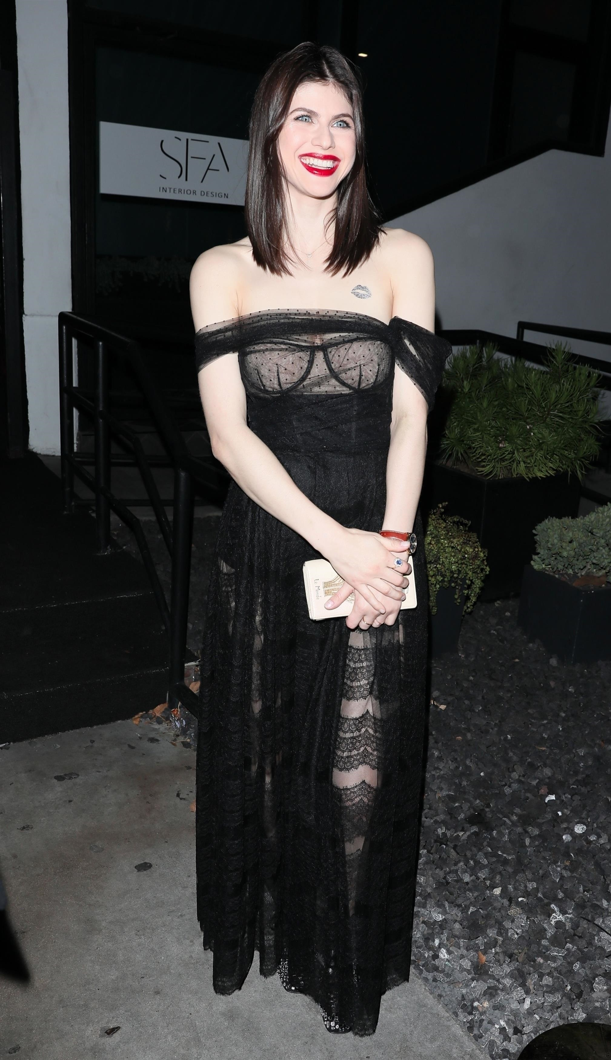 Alexandra Daddario Sexy Thefappening