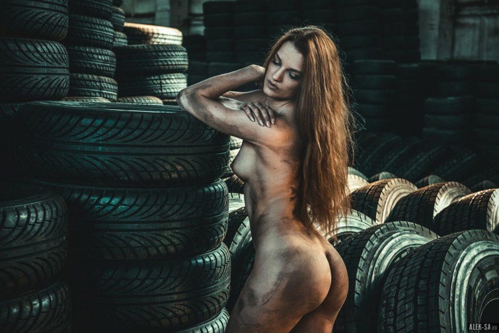 Liana Klevtsova Naked