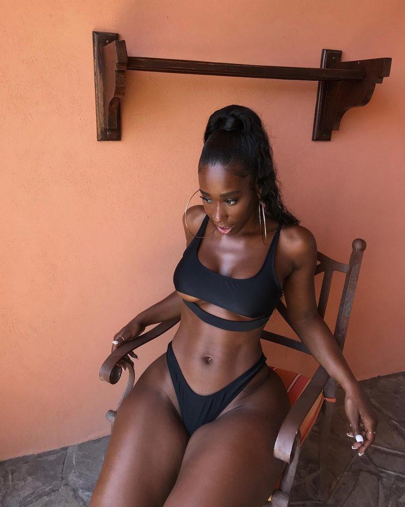 bria myles naked pics