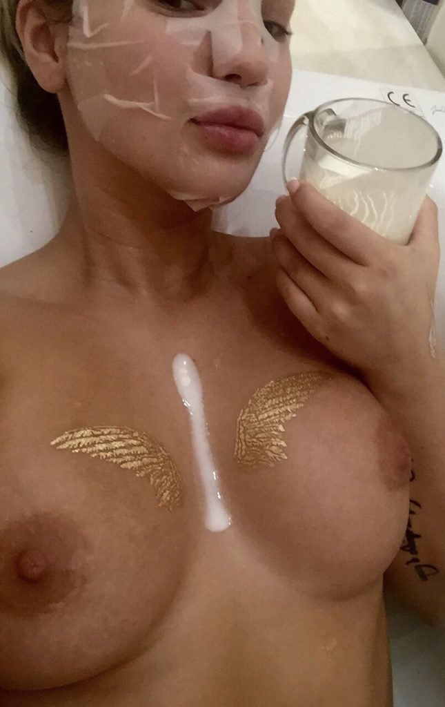 Free nude pics of tila tequila