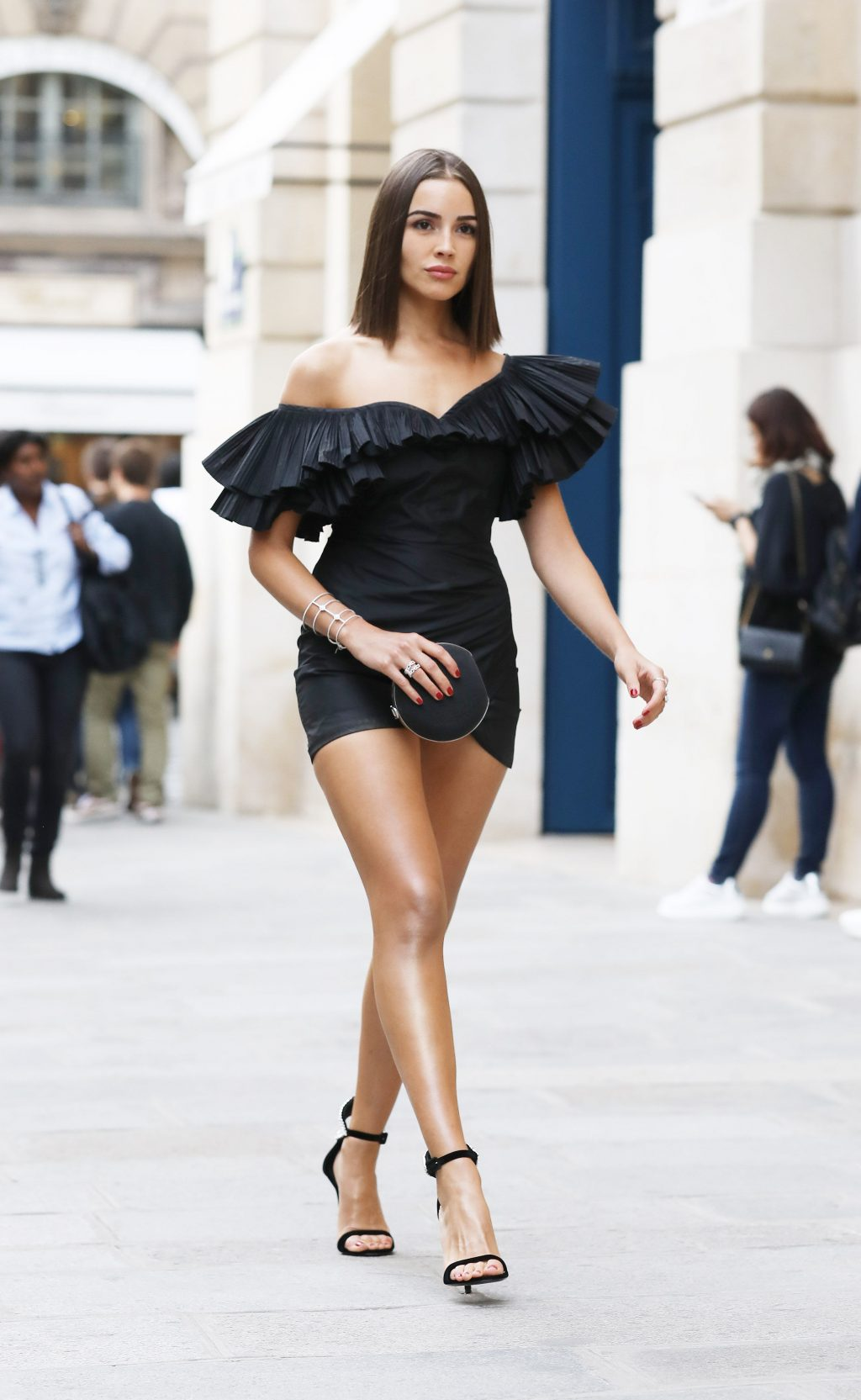 Nude victoria ambrosio models naked secret alessandra