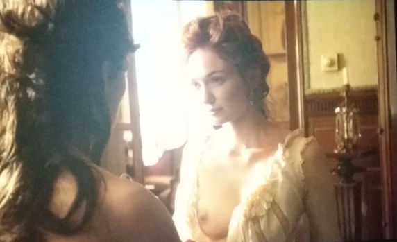 eleanor tomlinson nude