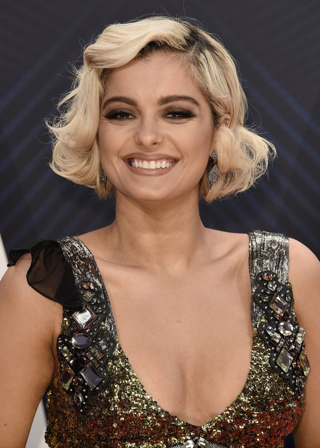 Bebe Rexha Cleavage - #TheFappening