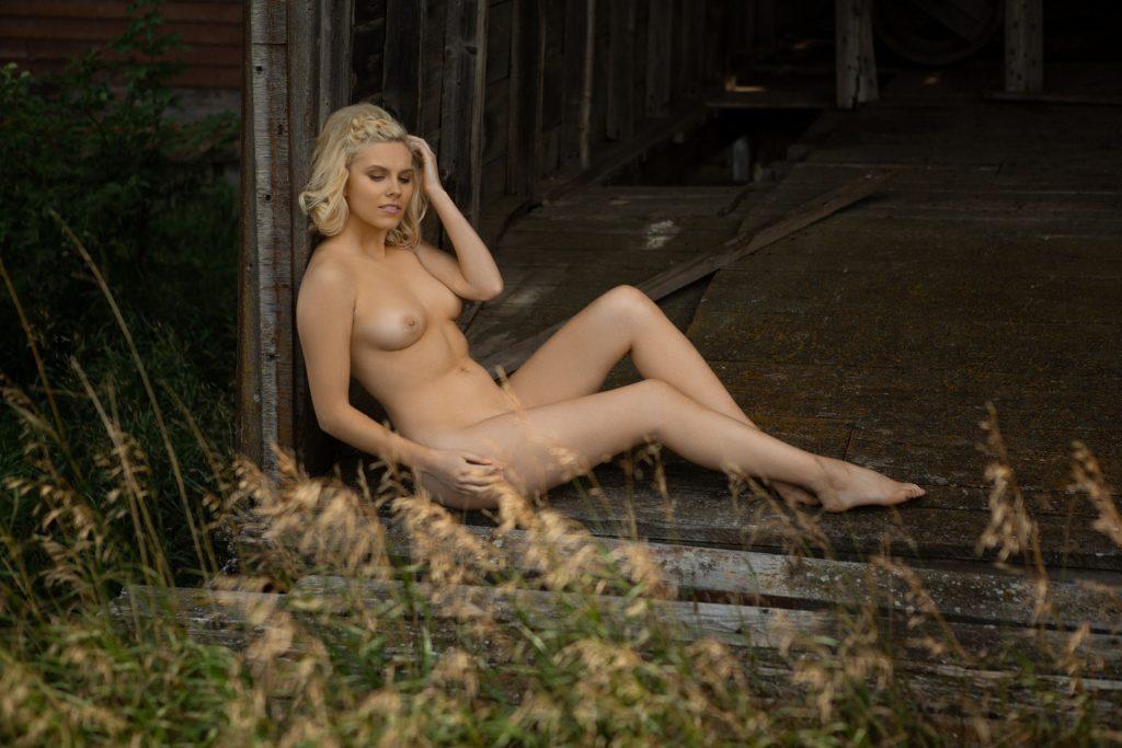 Dawn jansen naked