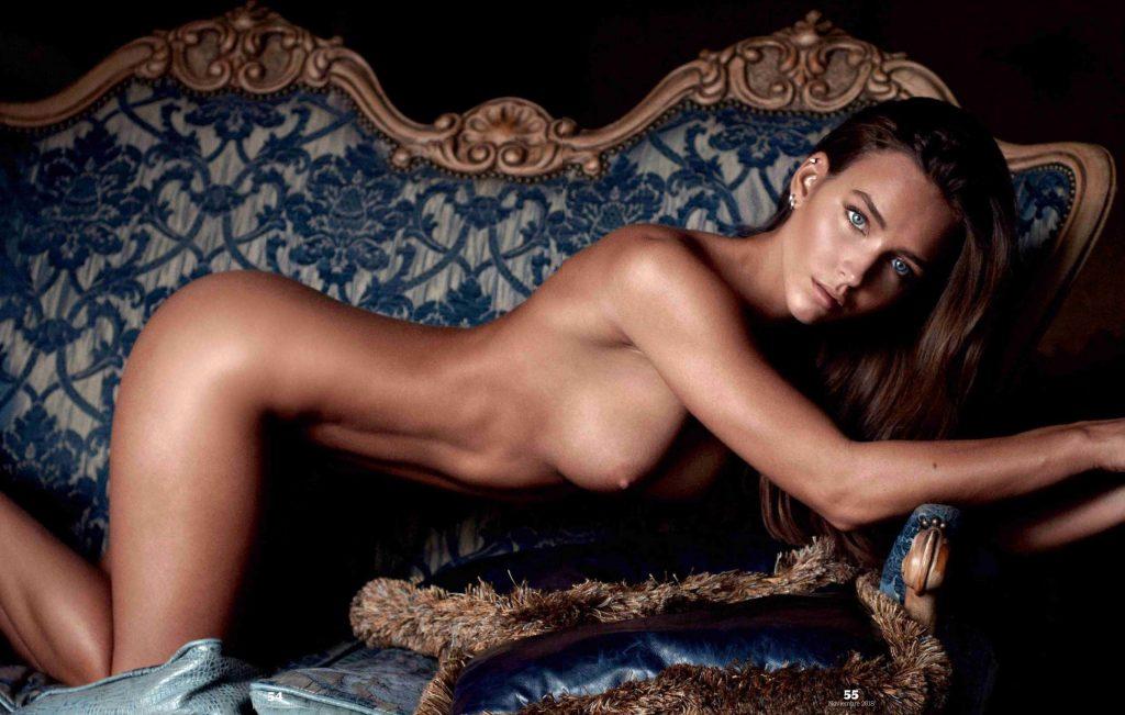 Marie de villepin sexy nue