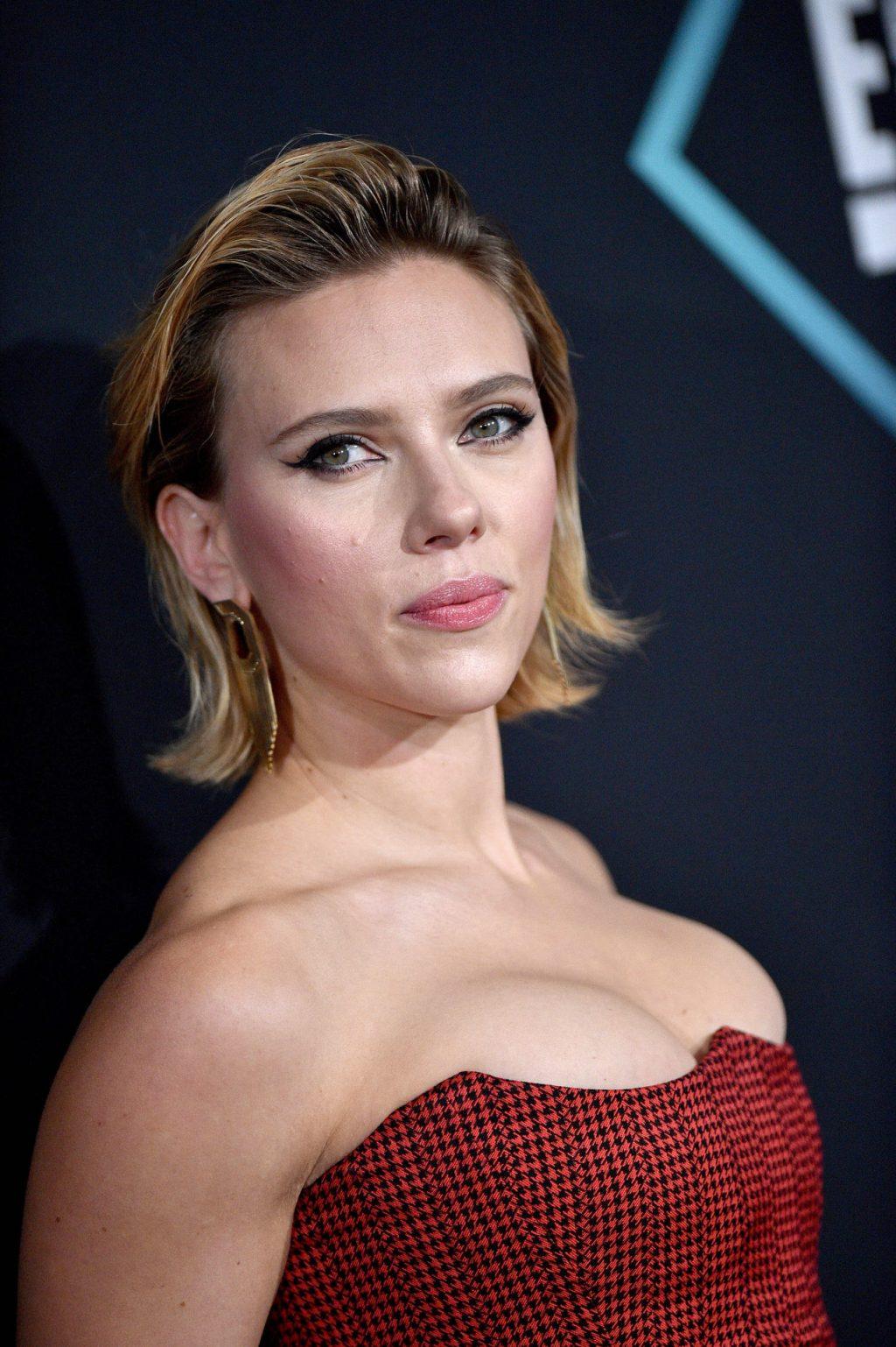 Scarlett Johansson Worried Marvel Fans Wouldn't Like Her ...   Scarlett Johansson