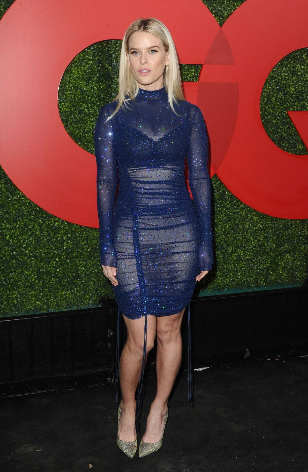 Alice Eve Photos Photos - Arrivals at the GQ Men of the