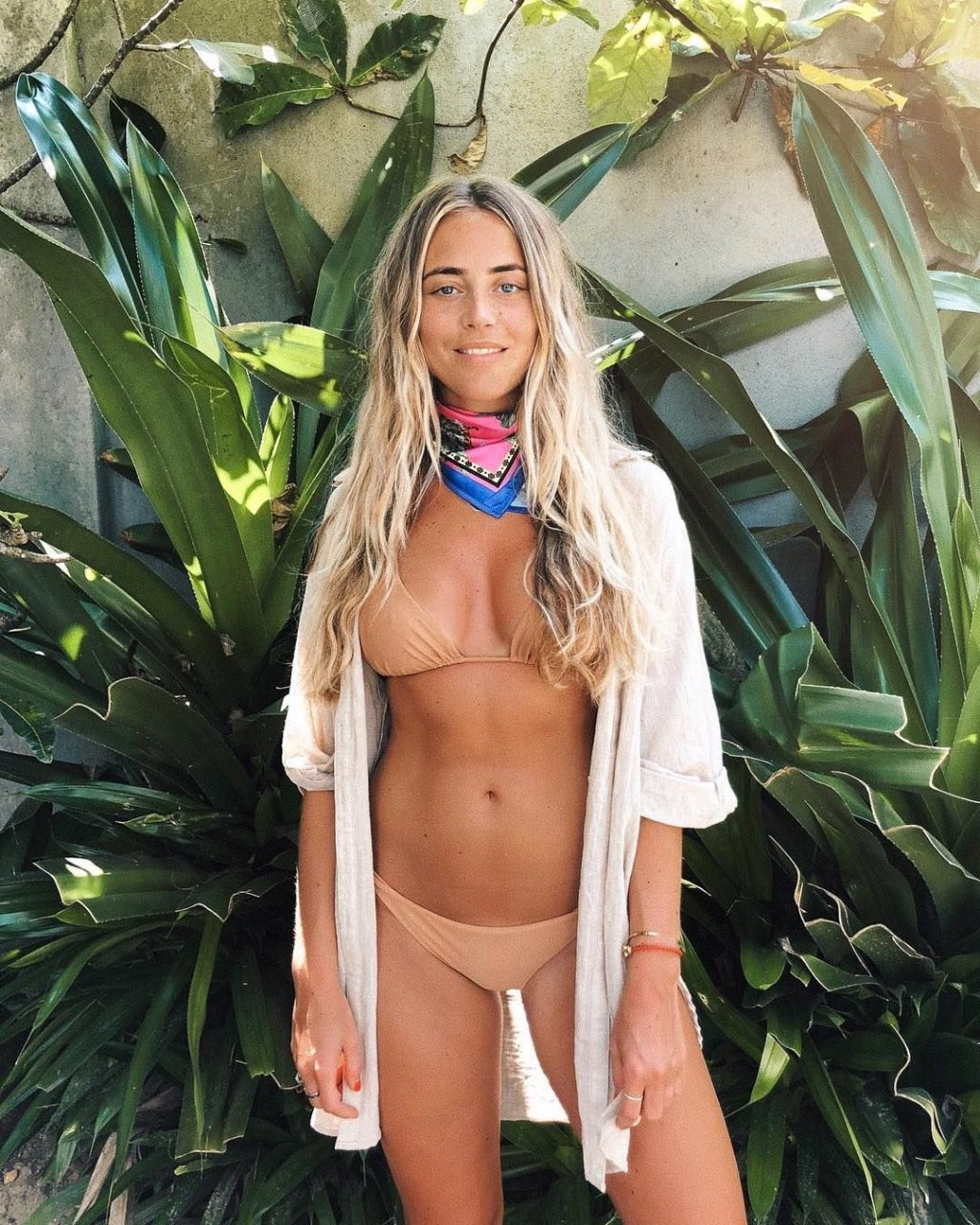 Naked janni deler Janni Deler