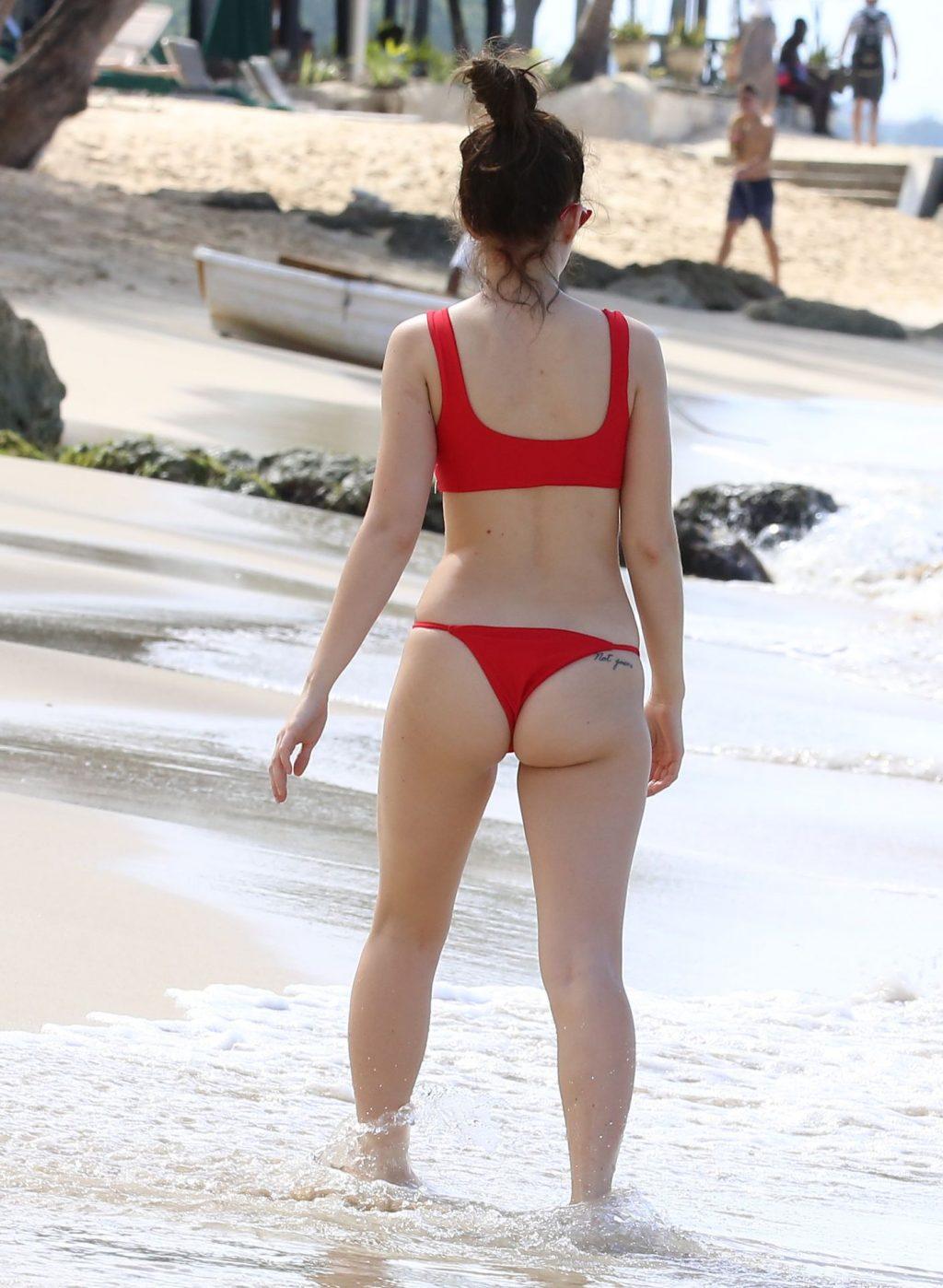 Jolene Andersen Nude lottie moss & emily blackwell bikini – #thefappening
