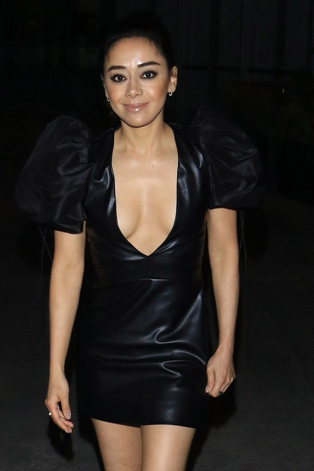 Aimee Garcia Cleavage - #TheFappening