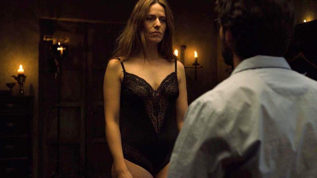 Haus Des Geldes Sex Scene