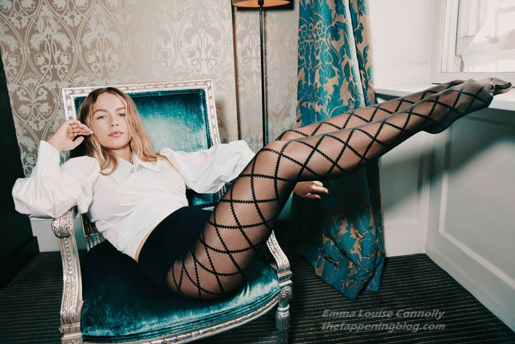 Emma Louise Connolly Erotic — #TheFappening