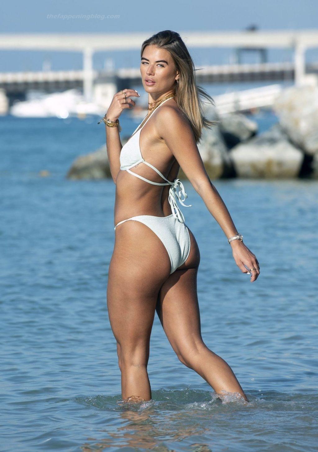 Arabella Chi в бикини - #TheFappening