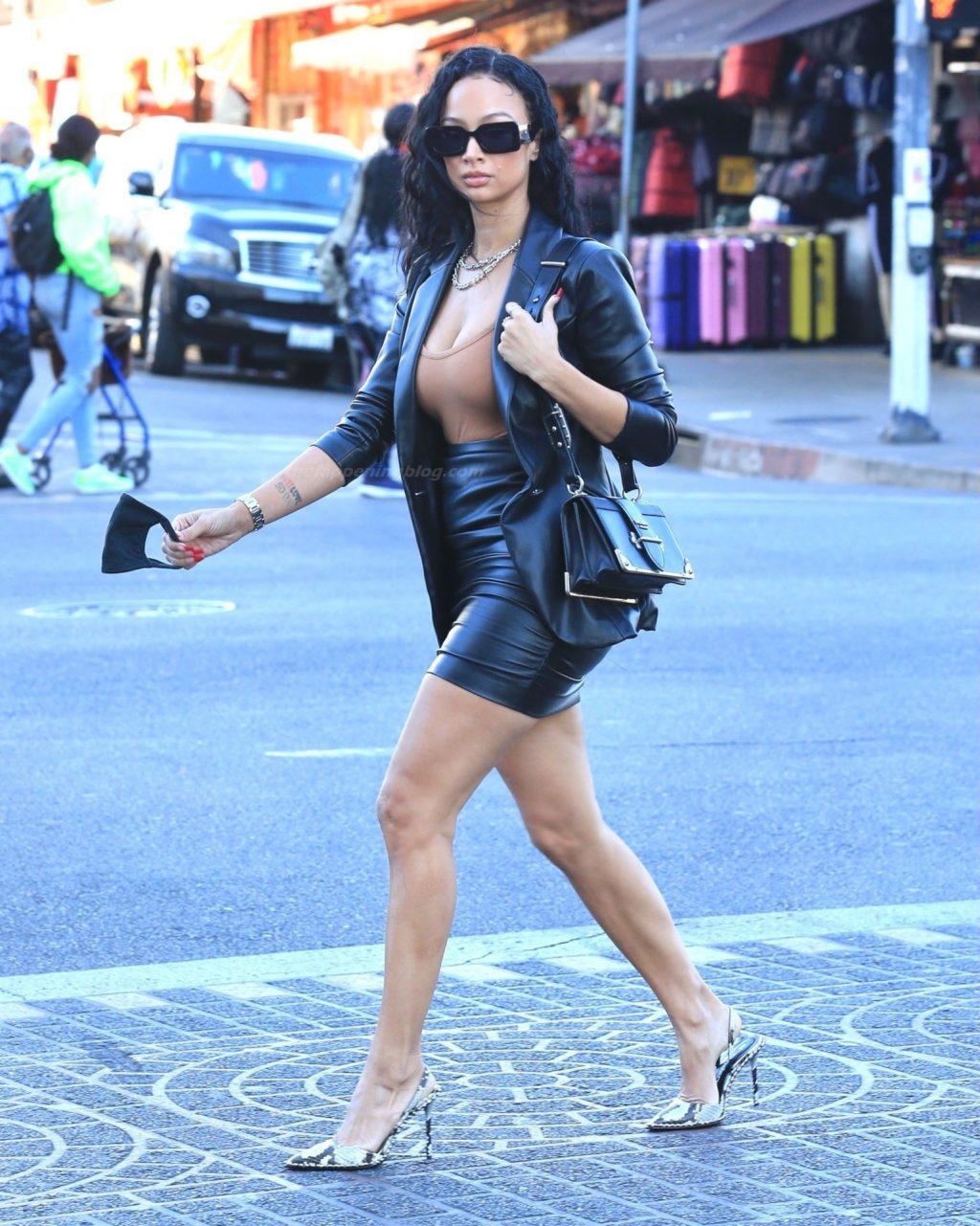 Draya Michele Sexy - #TheFappening
