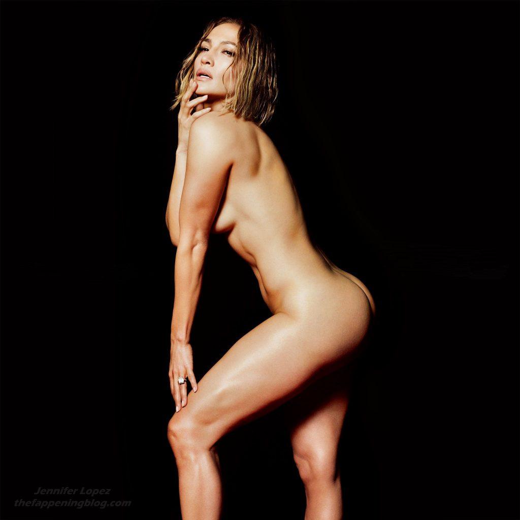 Дженнифер Лопес голая — #TheFappening