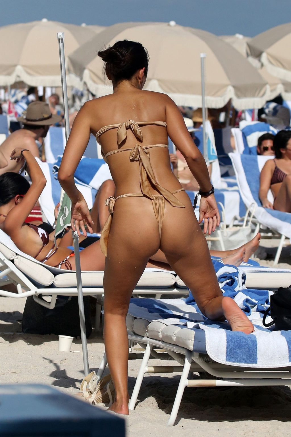 Ambra Gutierrez в бикини - #TheFappening