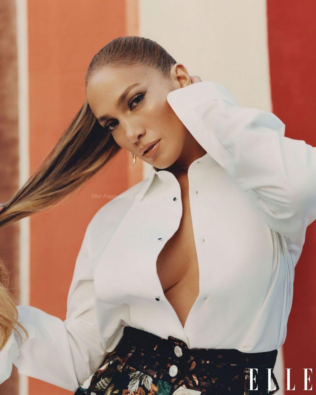 Сексуальная Jennifer Lopez - #TheFappening