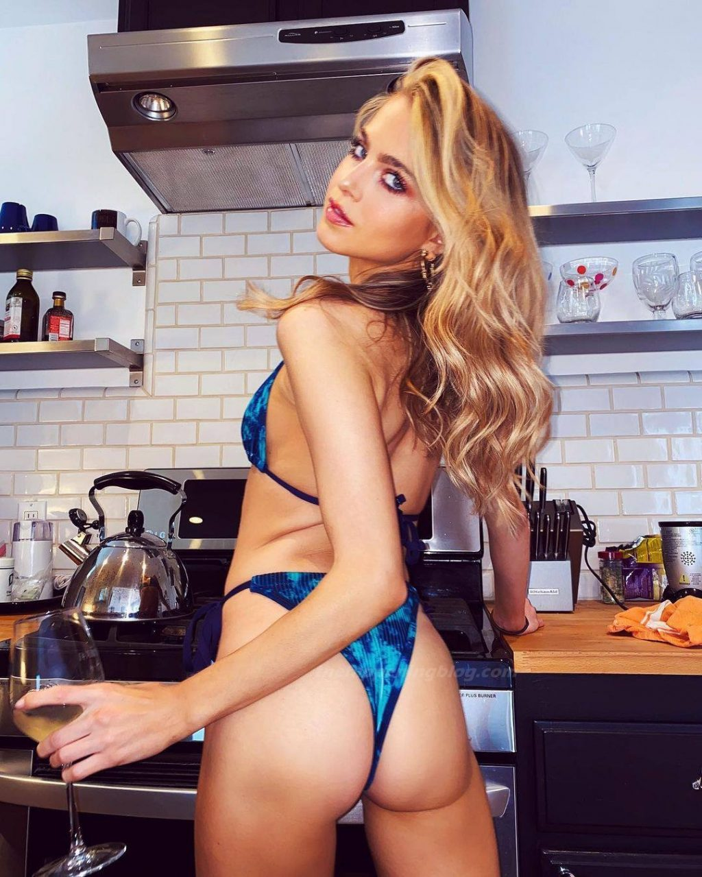 Сексуальная Anne Winters - #TheFappening