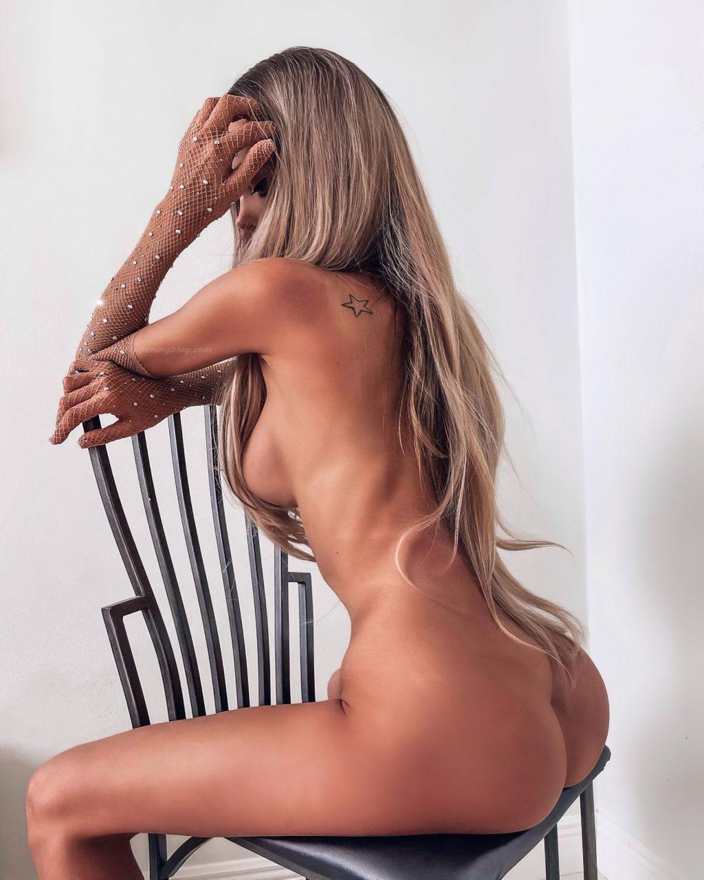 Лили Ермак голая — #TheFappening
