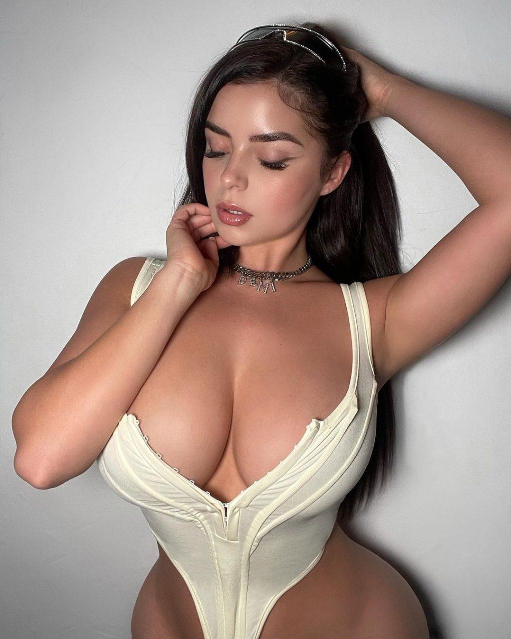 Сексуальная Деми Роуз - # TheFappening