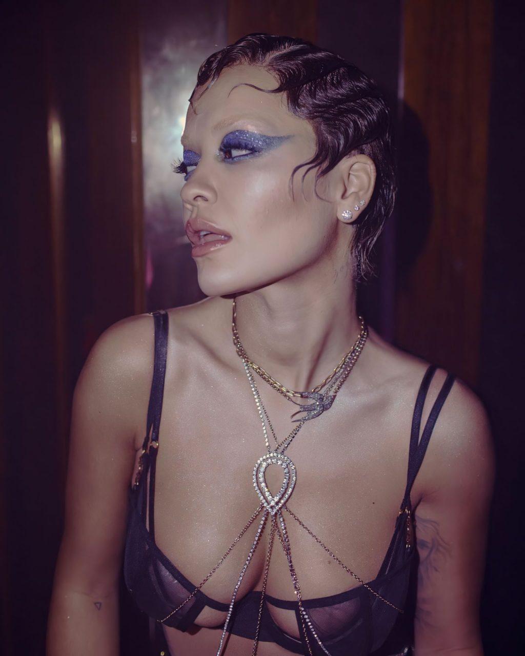 Сексуальная Рита Ора — # TheFappening
